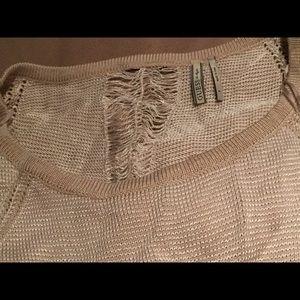 Guess linen top